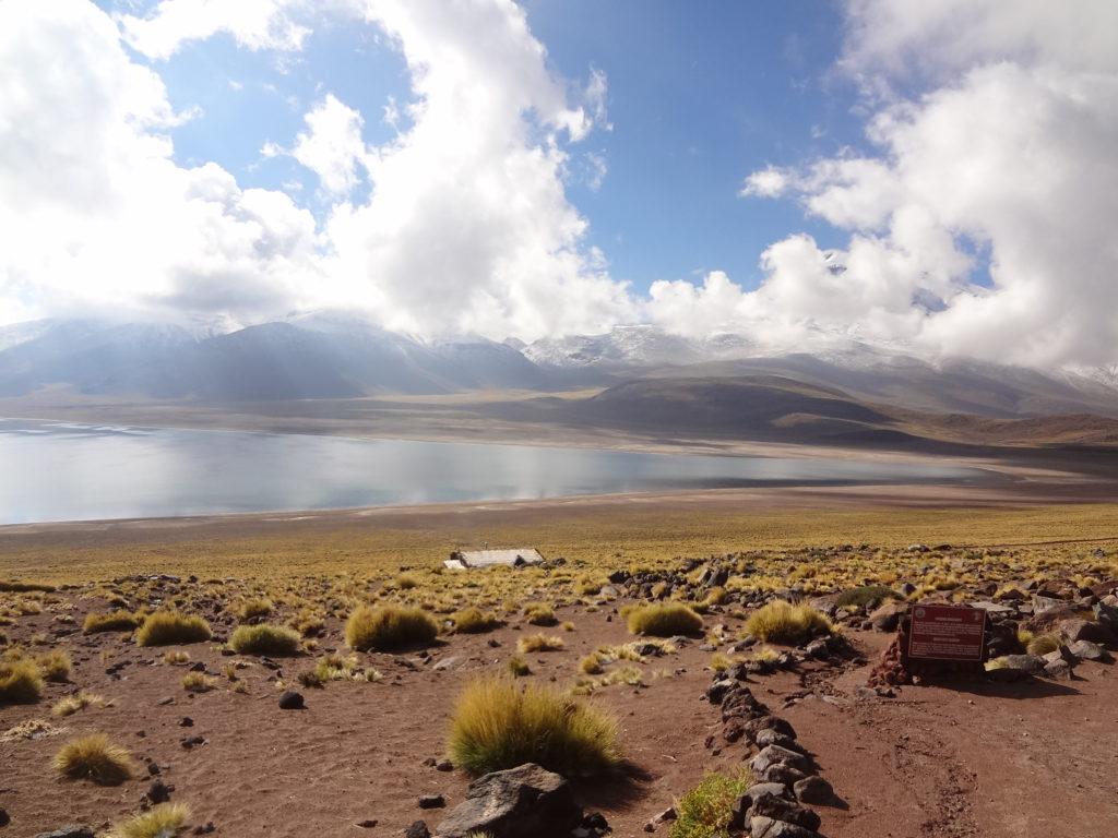 Deserto do Atacama no Chile