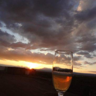 Cinco lugares para assistir ao pôr do sol
