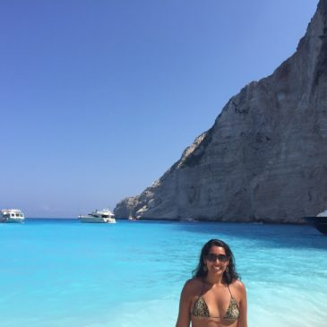 Navagio Beach, em Zakynthos, na Grécia, é uma das mais bonitas do mundo