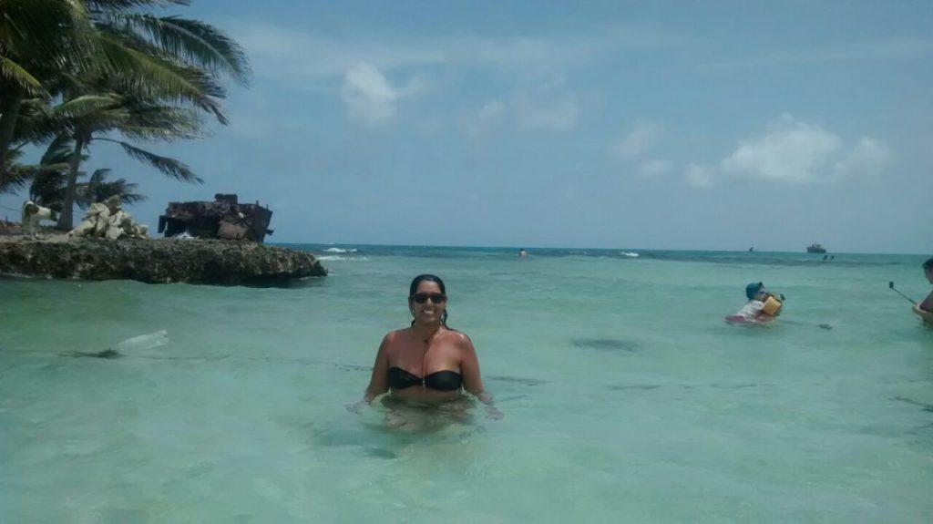 Rocky Cay, em San Andrés