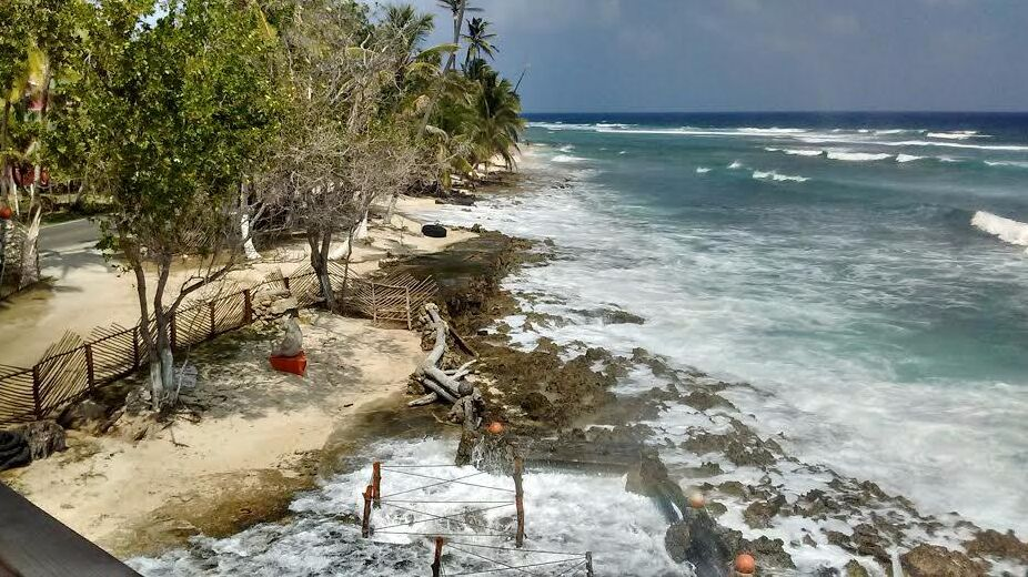 Punta Sur, em San Andrés