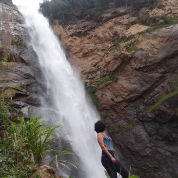 Conheça Conde d'Eu, a maior cascata em queda livre do Rio de Janeiro