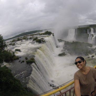 Conheça as belíssimas Cataratas do Iguaçu