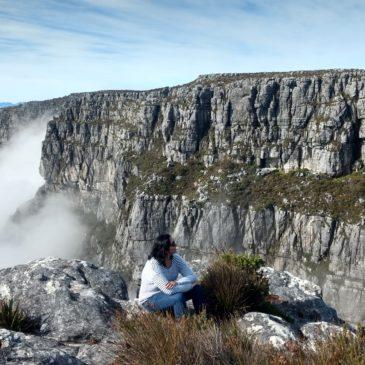 Como chegar à Table Mountain, na África do Sul