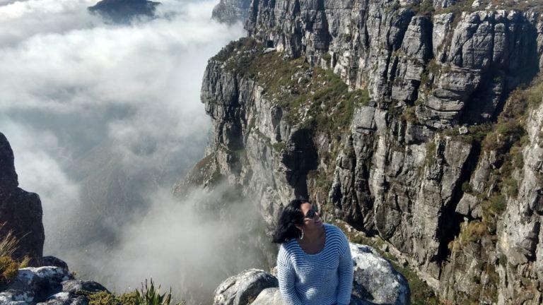 Table Mountain em Cape Town