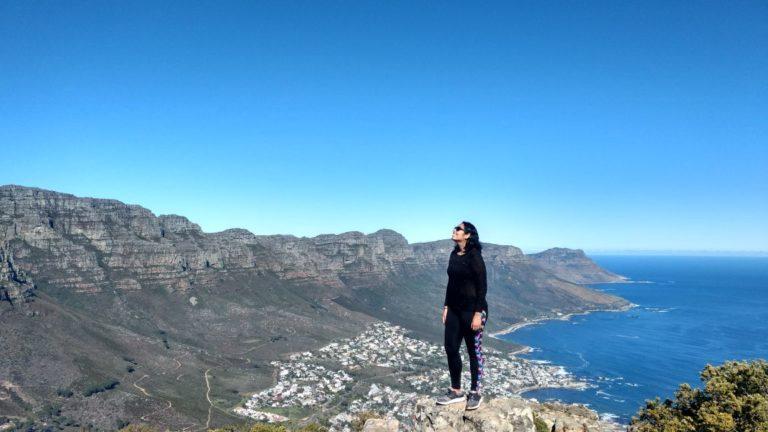 Lions' Head em Cape Town
