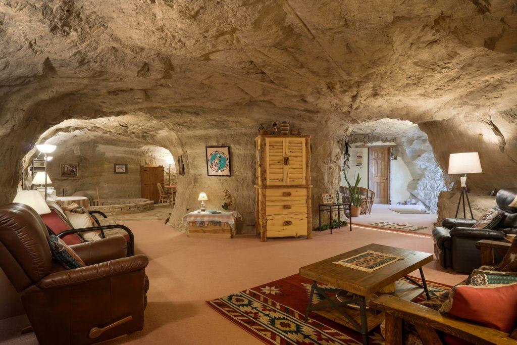 Kokopelli's Cave, nos Estados Unidos