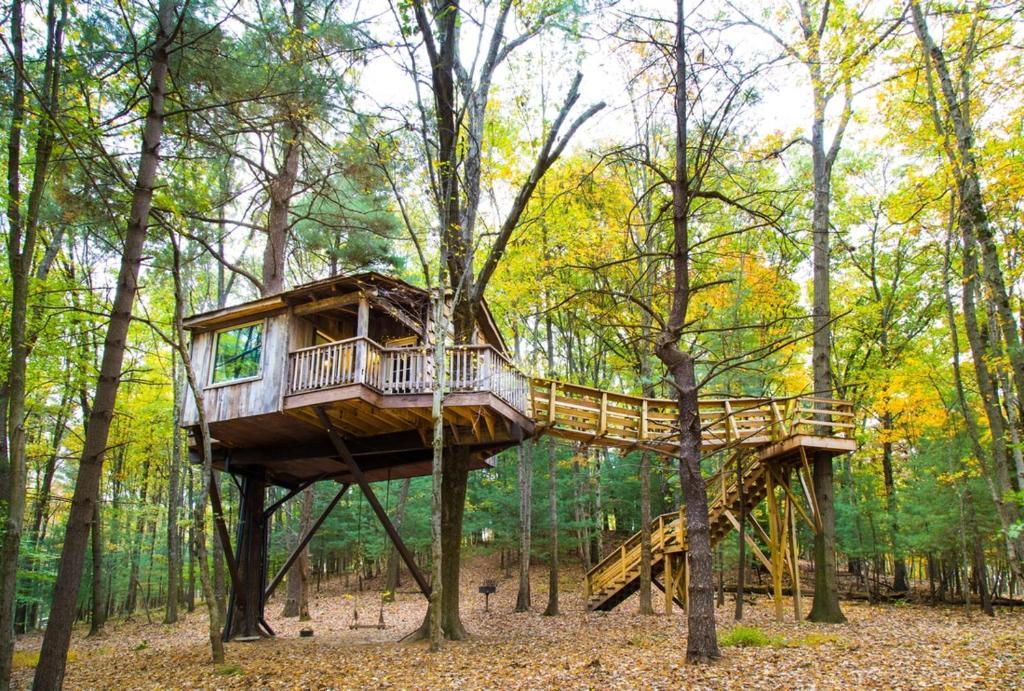 Old Pine Treehouse, nos EUA