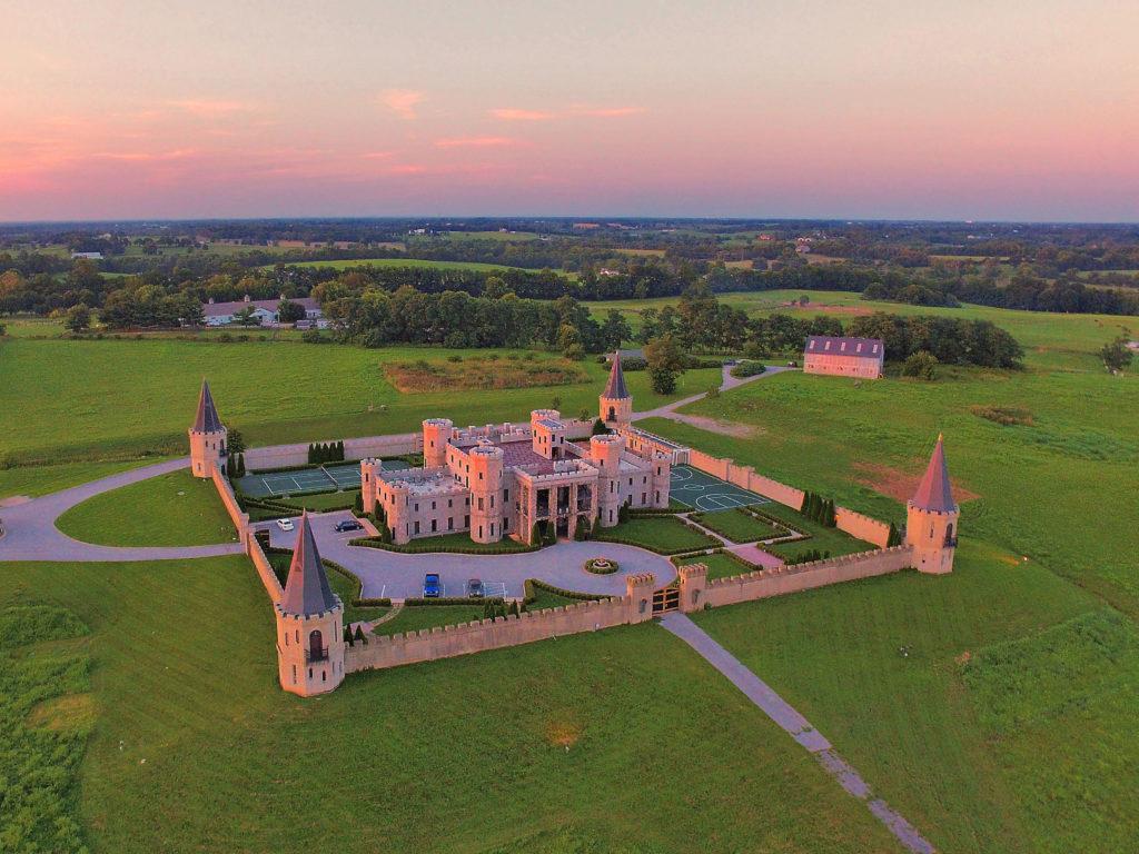 The Kentucky Castle, nos Estados Unidos