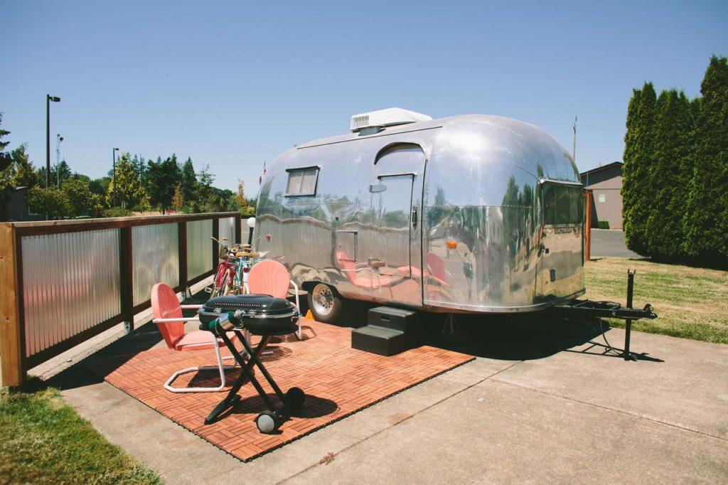 The Vintages Trailer Resort, nos Estados Unidos