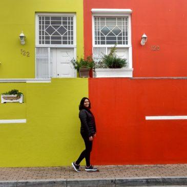 Bo-Kaap, o bairro das casas coloridas na Cidade do Cabo