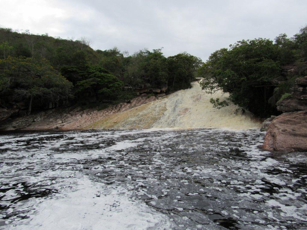Ribeirão do Meio, na Chapada Diamantina