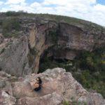 Conheça a Cachoeira do Ferro Doido, no Morro do Chapéu, na Chapada Diamantina