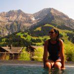 Hotéis na Suíça: como é o day use do luxuoso The Cambrian, em Adelboden