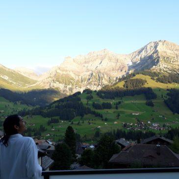 Como é se hospedar no luxuoso Parkhotel Bellevue, em Adelboden, na Suíça