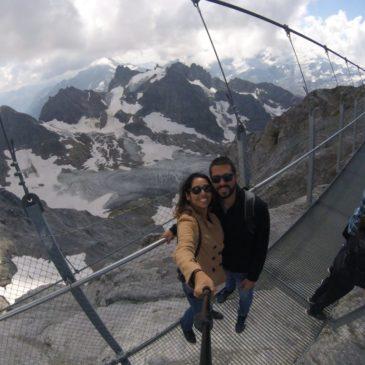 Monte Titlis na Suíça: preços, como chegar e as atividades na montanha no verão