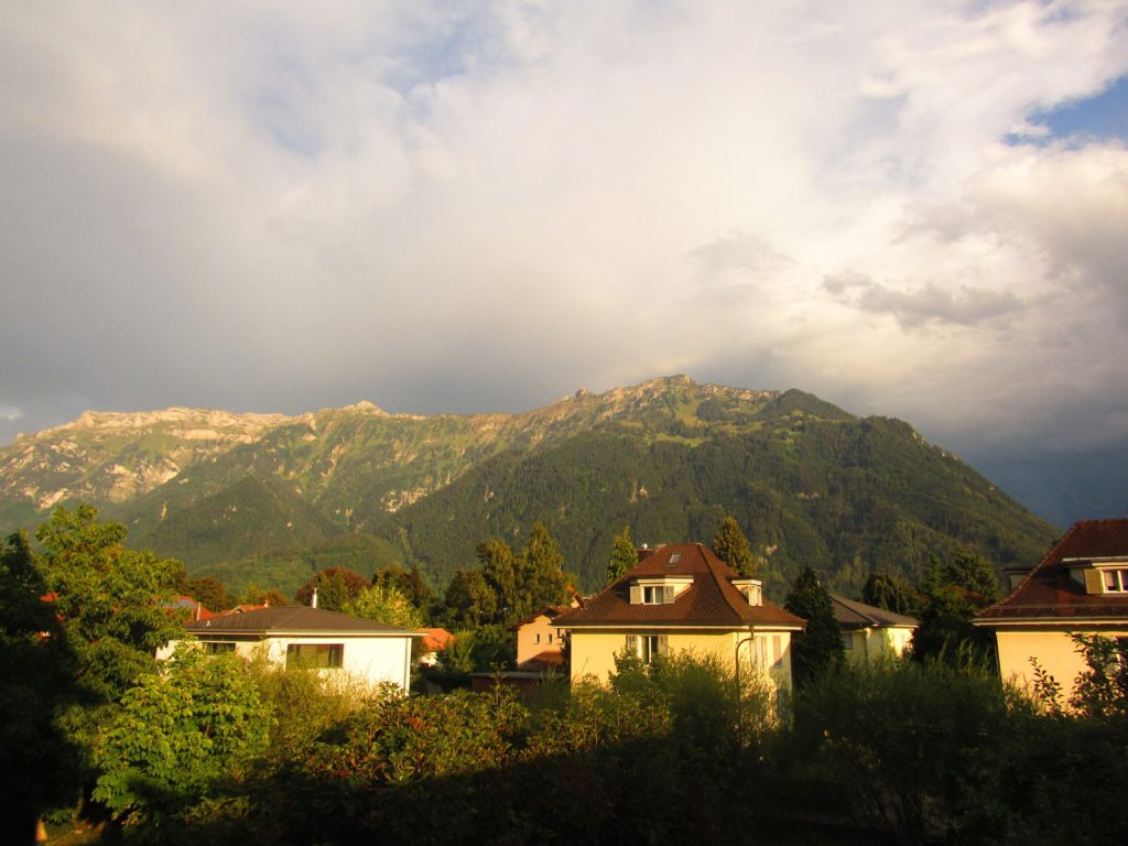 Hostel em Interlaken