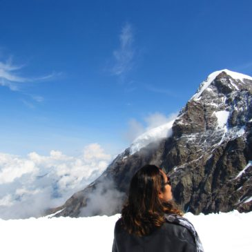 Top of Europe Jungfraujoch, na Suíça: para verneve o ano inteiro