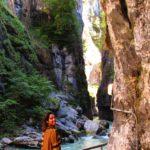 Passeio diferente na Suíça: o lindo cânion Aareschlucht