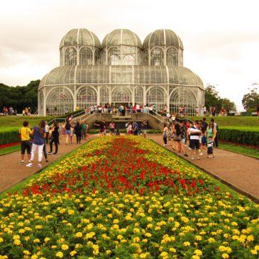 Dicas para visitar o Jardim Botânico de Curitiba