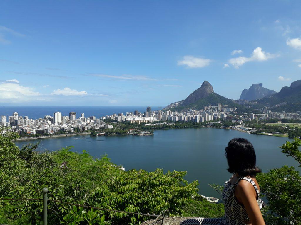 O que fazer de graça no Rio: Mirante Sacopã