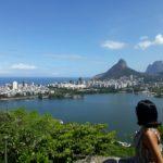 Mirante do Sacopã, no Parque da Catacumba: ótimo passeio para crianças e adultos no Rio