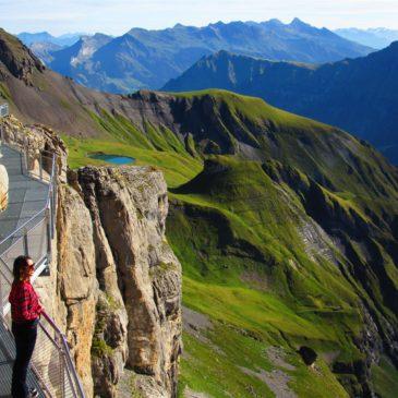 Schilthorn Piz Gloria: o mundo '007', de James Bond, na Suíça