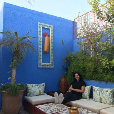 Riad Andalla Spa em Marrakech: hotel dentro da Medina