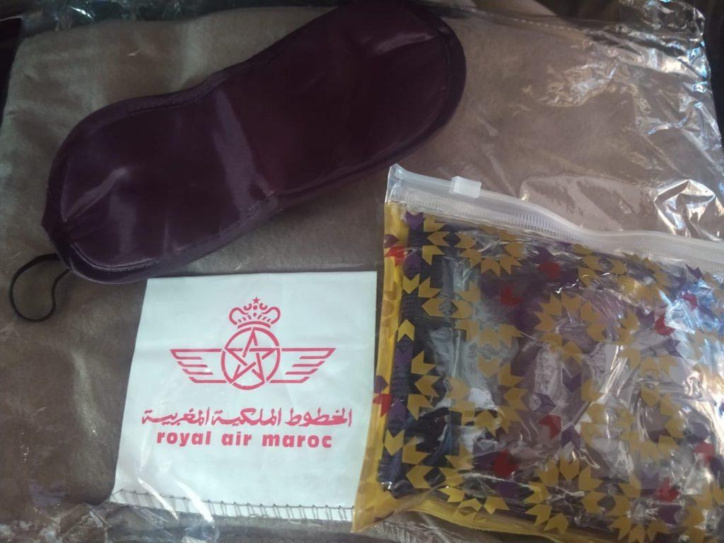 Royal Air Maroc é boa e confiável?