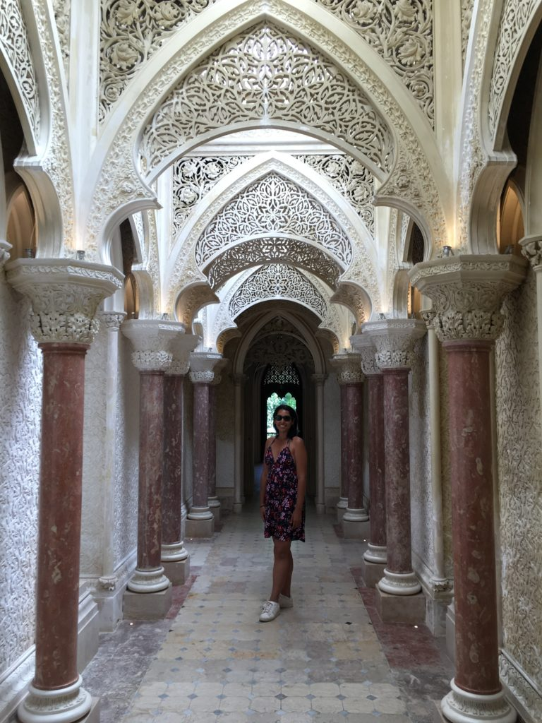 Palácio de Monserrate, em Sintra