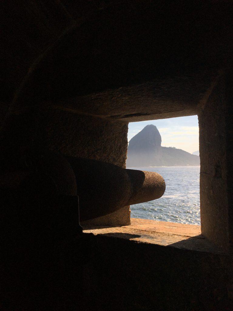 Visita guiada à Fortaleza de Santa Cruz