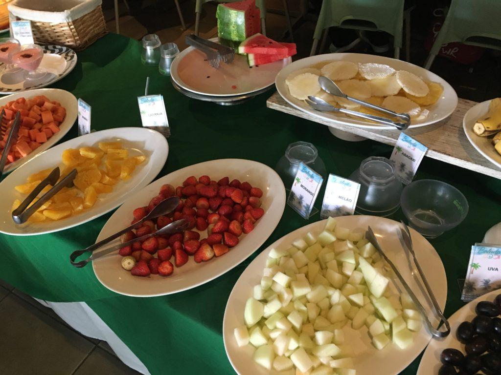Café da manhã do Balada Mix