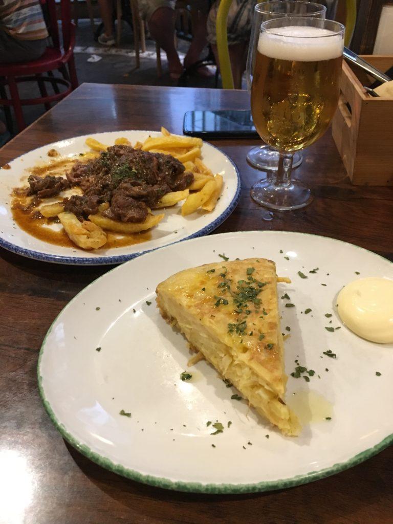 Onde comer em Sevilha: Pelayo Bar