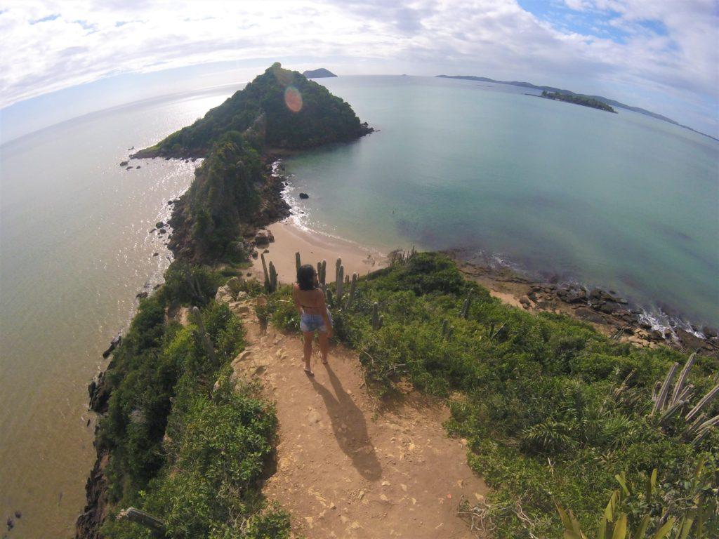 Mirante da Ponta do Pai Vitório, em Búzios