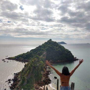 Ponta do Pai Vitório, em Búzios, é a Nusa Penida brasileira