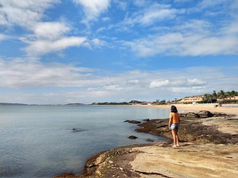 Praia Rasa, em Búzios