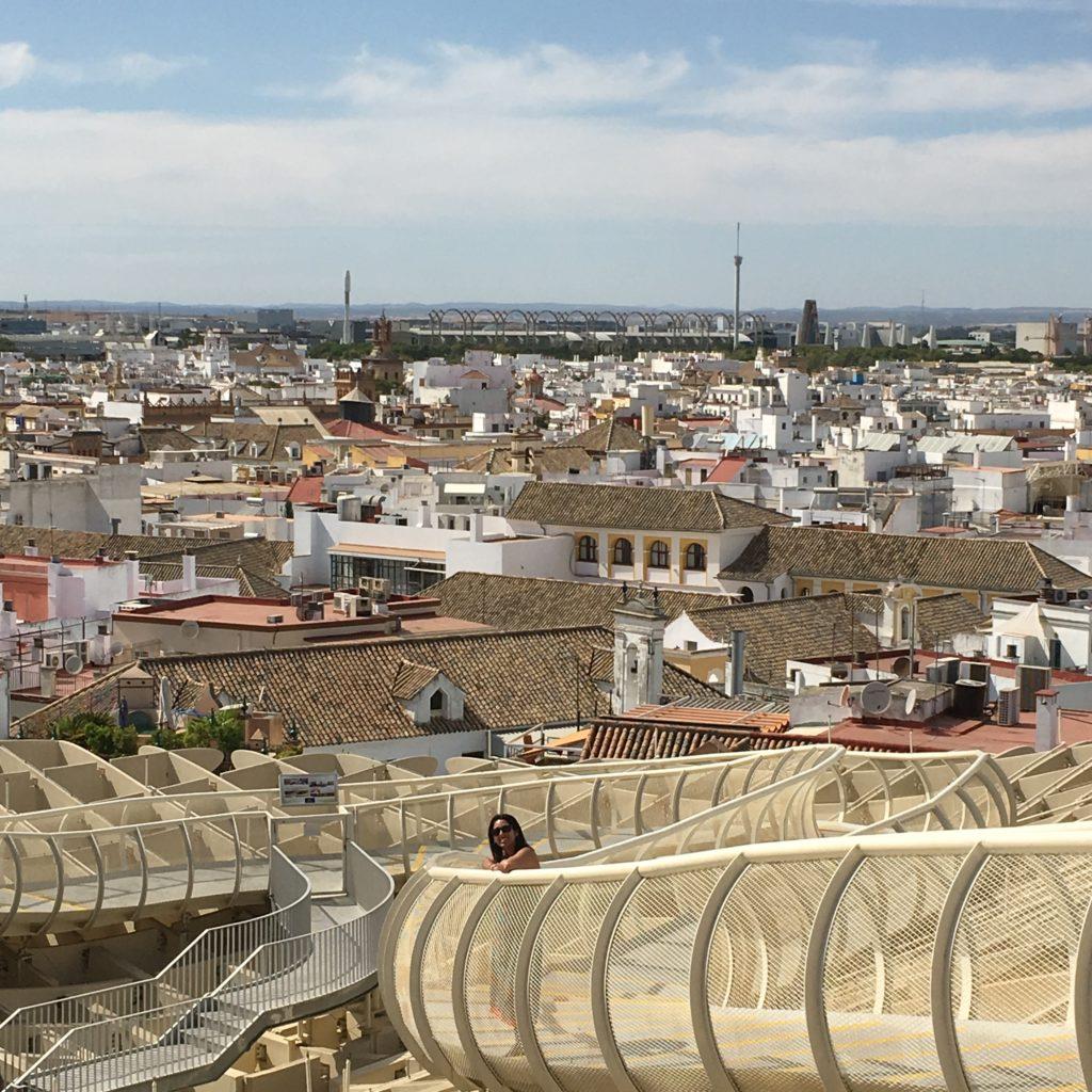 Mirante das Setas de Sevilla
