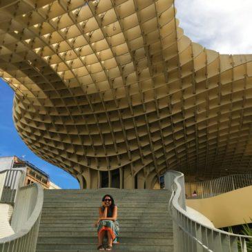Setas de Sevilla (Metropol Parasol): como é subir até o mirante da maior estrutura de madeira do mundo?