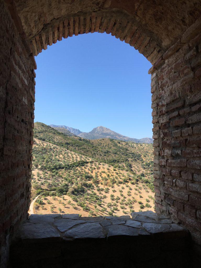 Castelo de Zahara de la Sierra