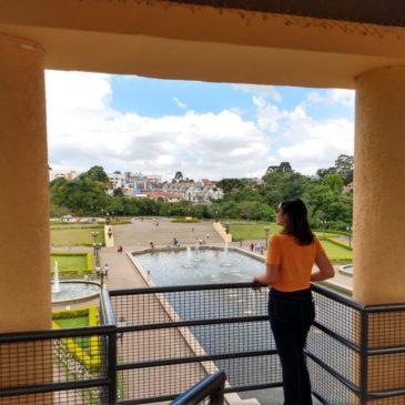 Parque Tanguá, em Curitiba, é ótima opção de passeio gratuito