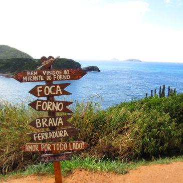 Mirante do Forno em Búzios (RJ) fica perto das melhores praias e tem vista incrível
