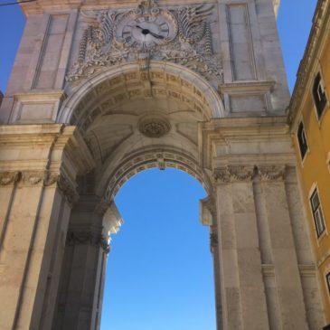 Arco da Rua Augusta em Lisboa: como subir para ter uma bela vista da cidade