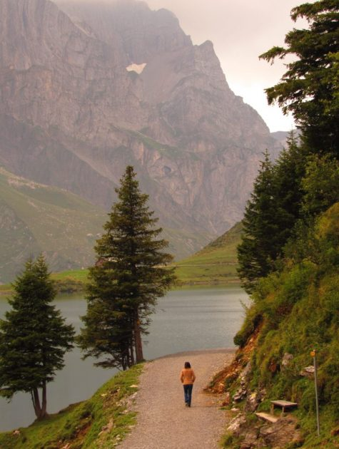 Monte Titlis na Suíça