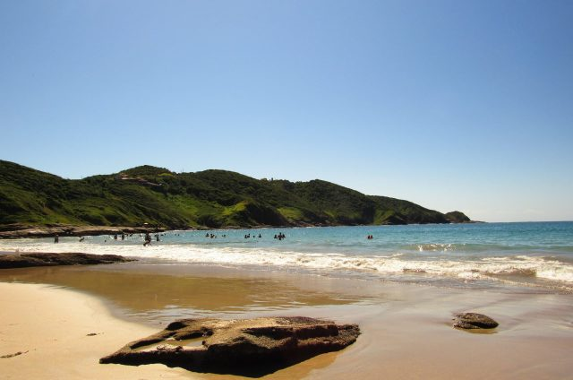 Praia Brava em Búzios
